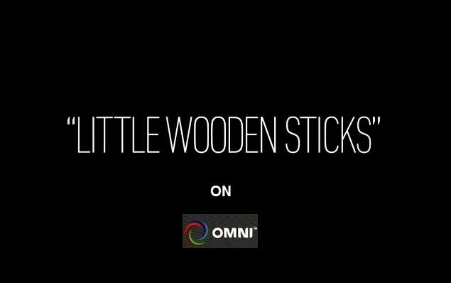 Little Wooden Sticks - Live at Hart