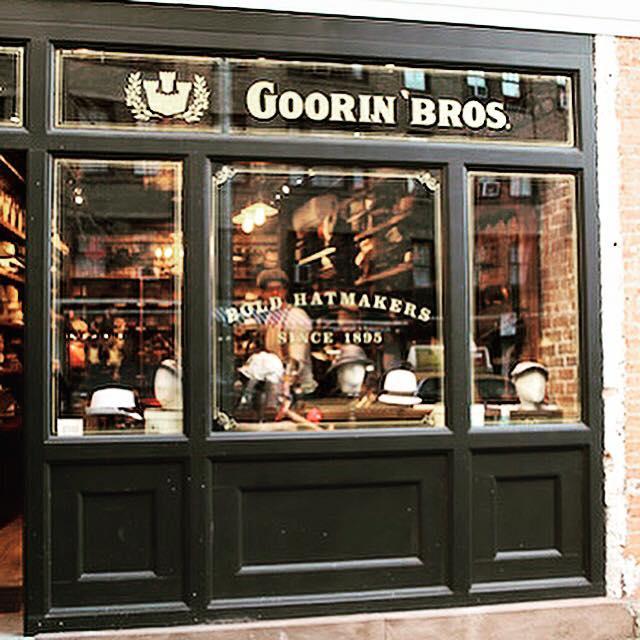 Goorin Bros Toronto