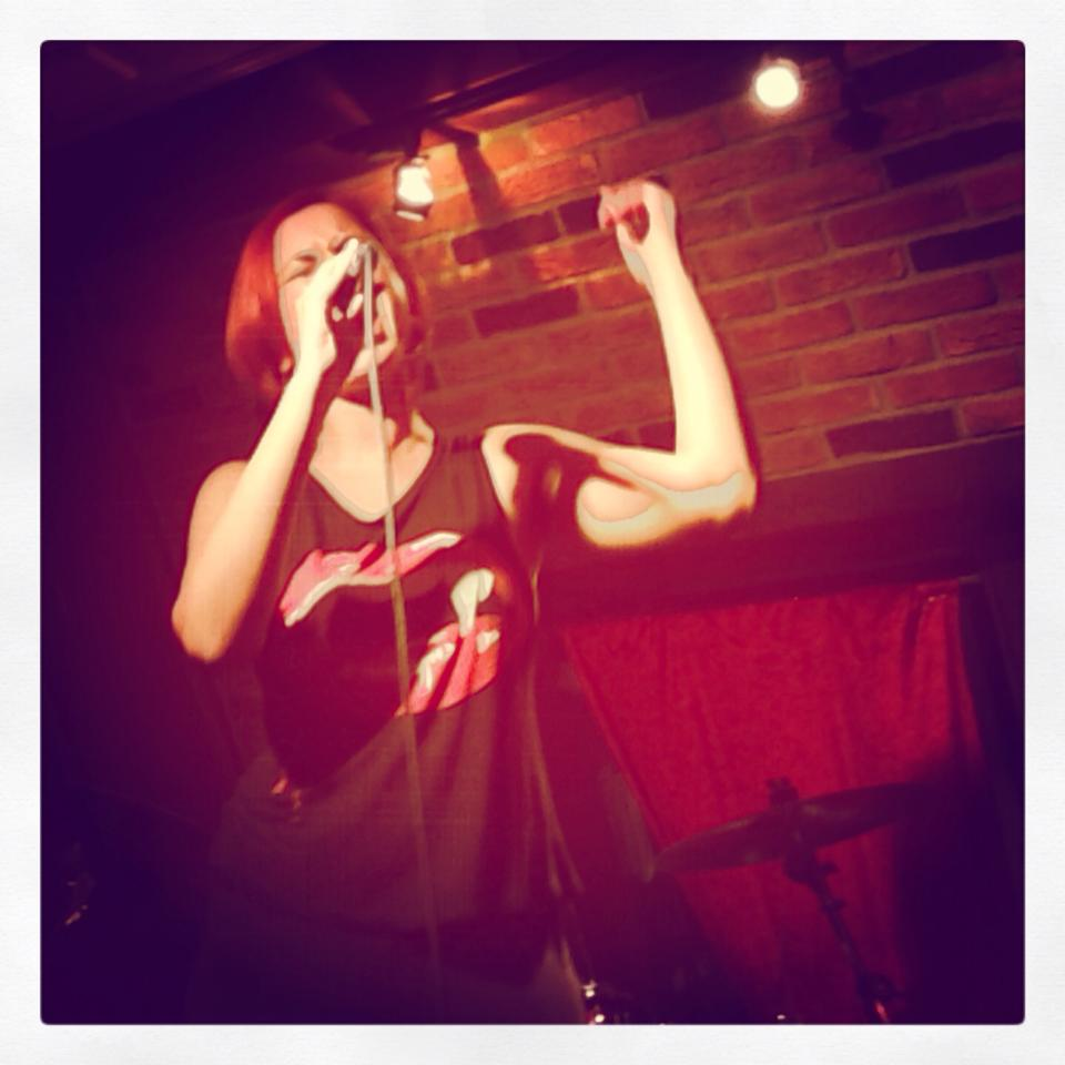 Shyann at Ruby Room